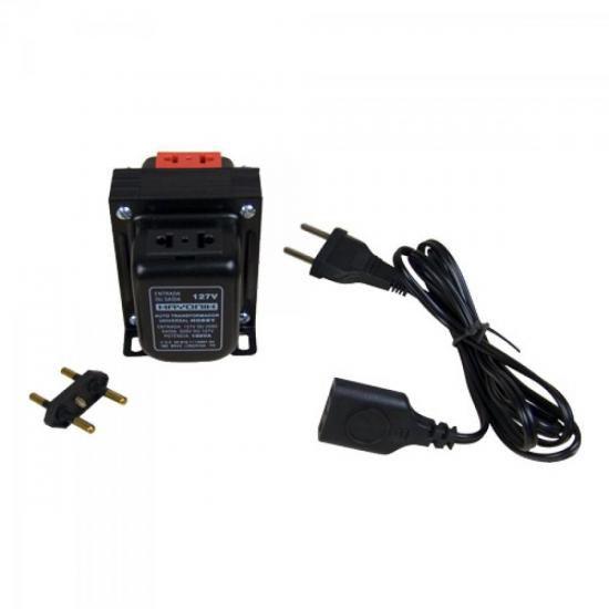 Auto Transformador Universal 127/220VAC e 220/127VAC 2000VA