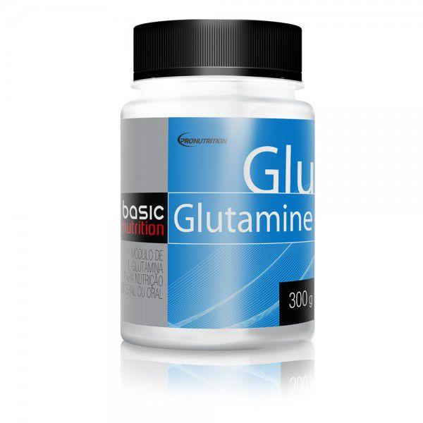 Basic Glutamina 300g