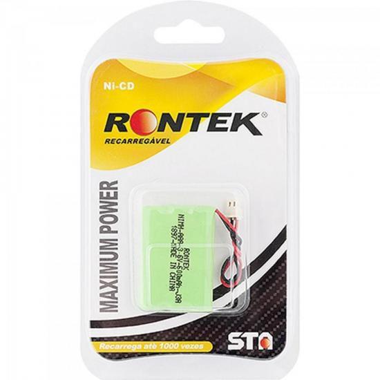 Bateria Recarregável Para Telefone sem Fio 600mAh 3,6V RONTE