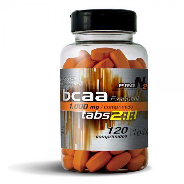 BCAA Tabs 1000mg 120 comprimidos