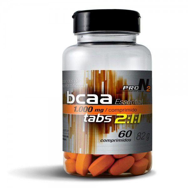 BCAA Tabs 1000mg 60 comprimidos