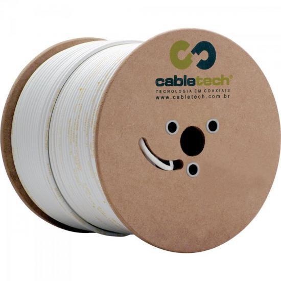 Cabo Coaxial RFF 4MM BIP 85% B CABLETECH