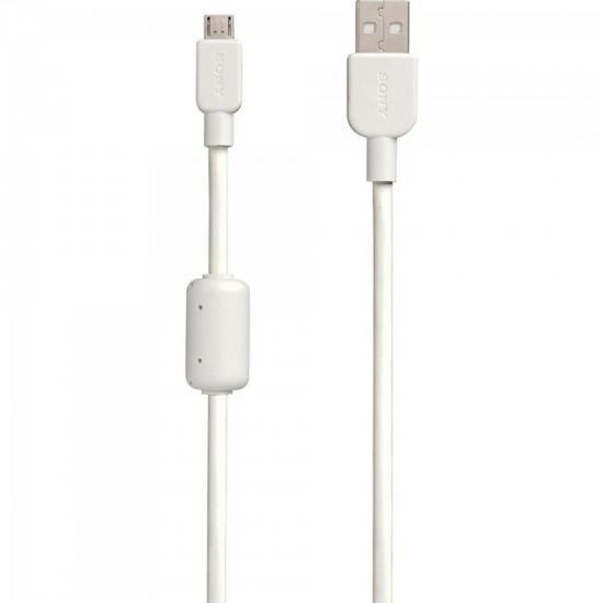 Cabo de Transferência e Carregamento Micro USB CP-AB150 1,5m