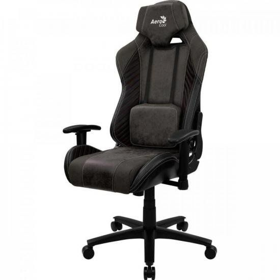 Cadeira Gamer Baron Iron Black AEROCOOL