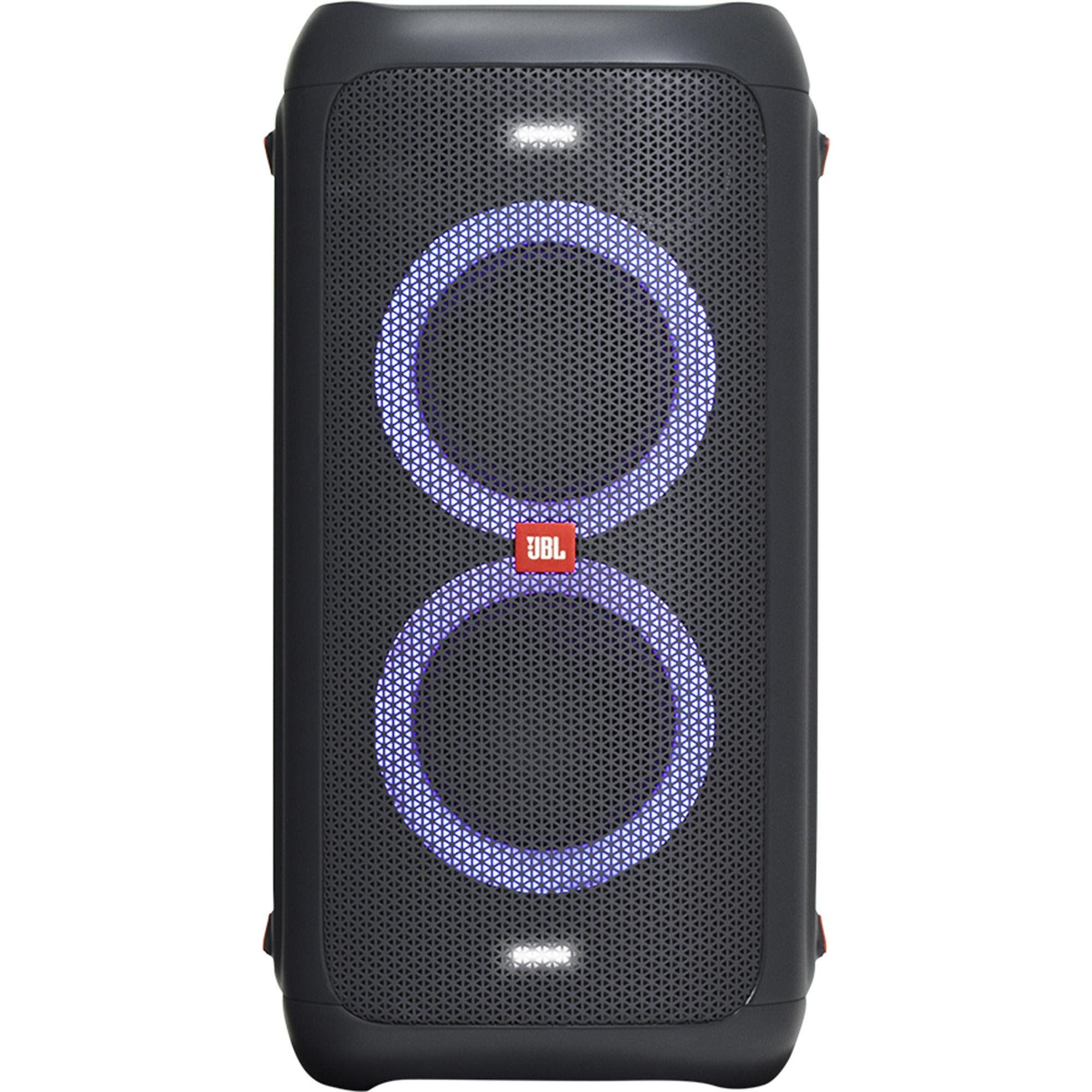 Caixa de Som Bluetooth 160W PartyBox 100 Preta JBL
