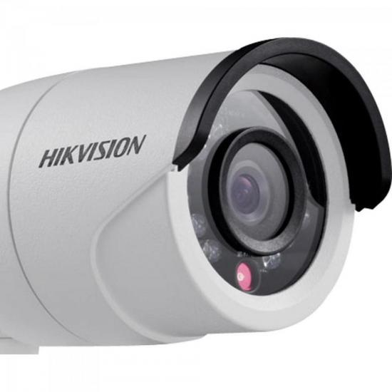 Camera Bullet HD-TVI-IR 1MP 20M 2.8mm DS-2CE16C0T-IR Branca