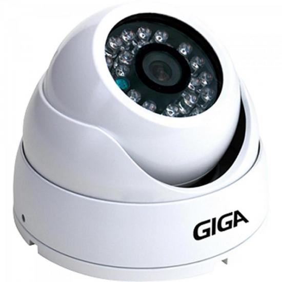 Camera Dome 2,6mm Infra 30m 720P OPEN HD (4 em 1) GS0015 Bra