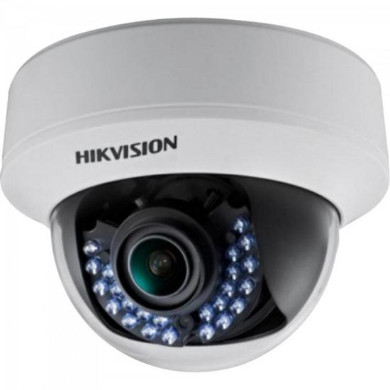 Camera Dome IP 2.8mm DS-2CD1101-I Branca HIKVISION
