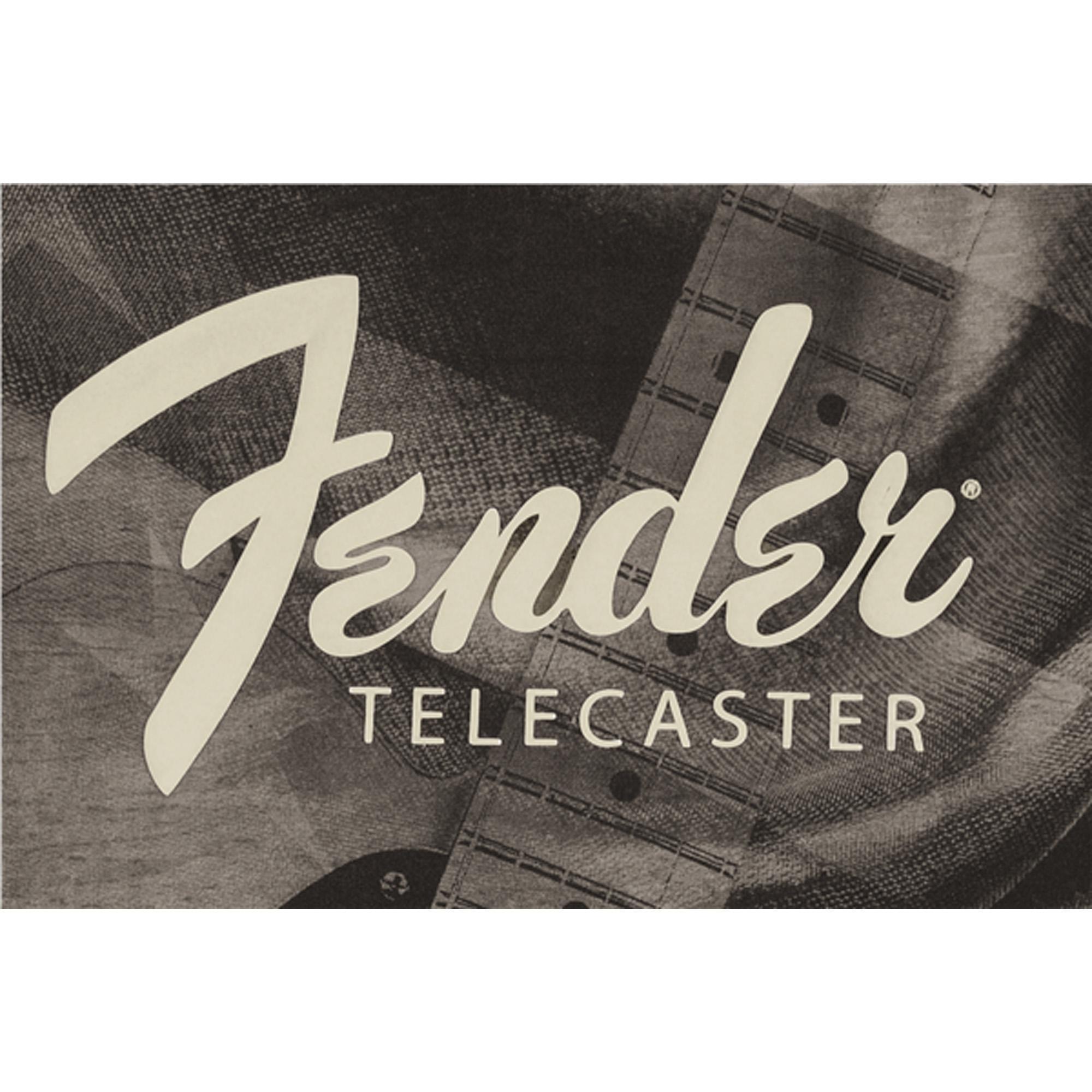 """Camiseta Telecaster Belt Print """"G"""" FENDER"""