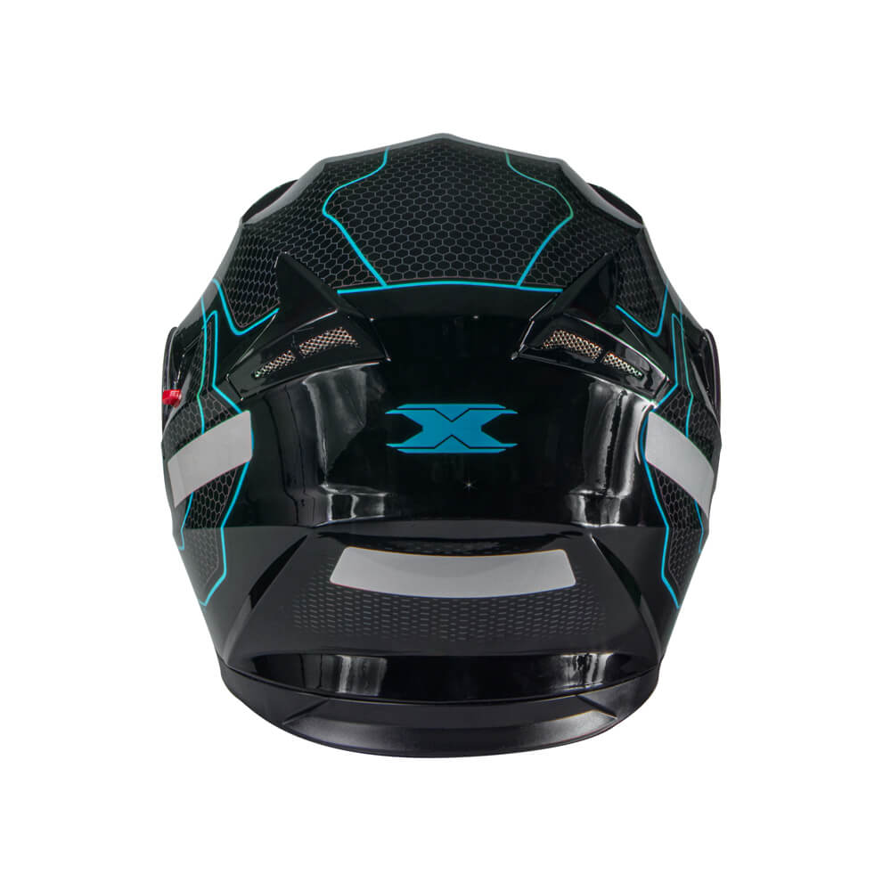 CAPACETE TEXX G2 PANTHER AZUL 56