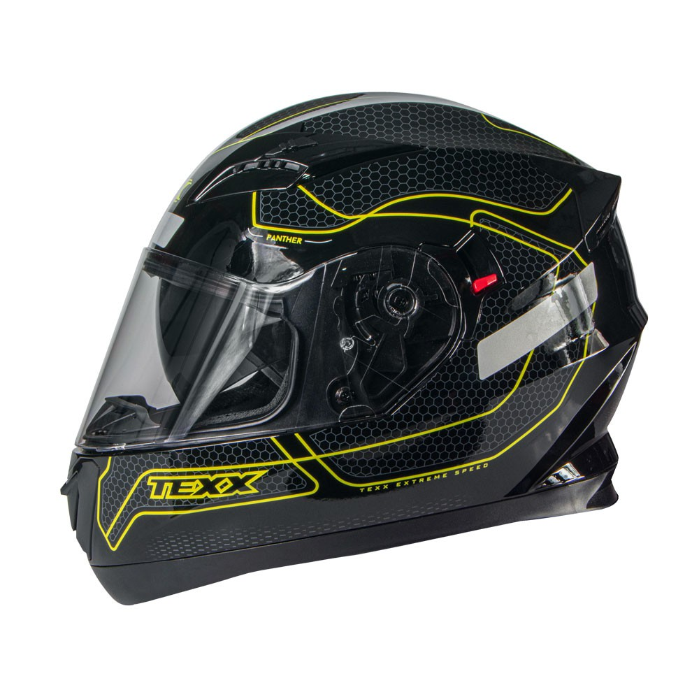 CAPACETE TEXX G2 PANTHER VERDE 58