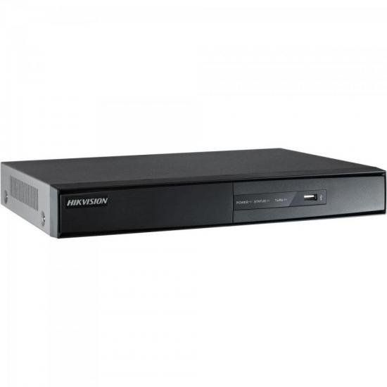 DVR 8 Canais DS-7208HGHI-F1/N Preto HIKVISION