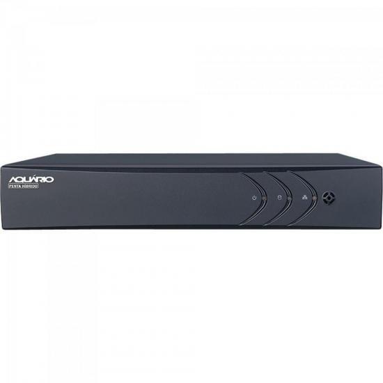 DVR Hibrido (5 em 1) 4 Canais + 1 IP FULL HD 1080P DVR-1004