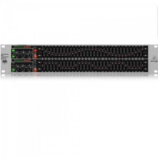 Equalizador Gráfico FBQ3102HD BEHRINGER