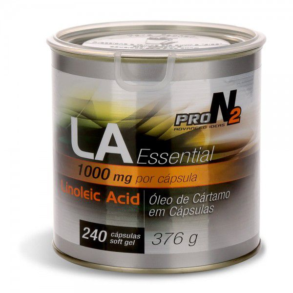 Essential LA (Óleo de Cártamo) 240 caps