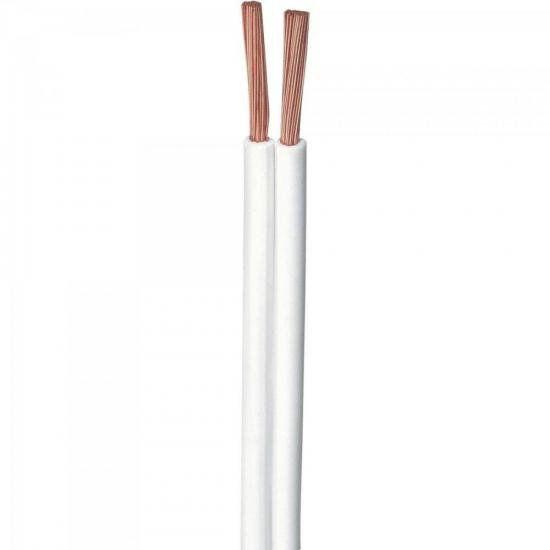 Fio Paralelo 2x12 2,50mm Branco CONTROLLER - RL / 100