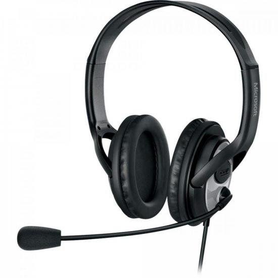Fone com Microfone USB LX-3000 MICROSOFT