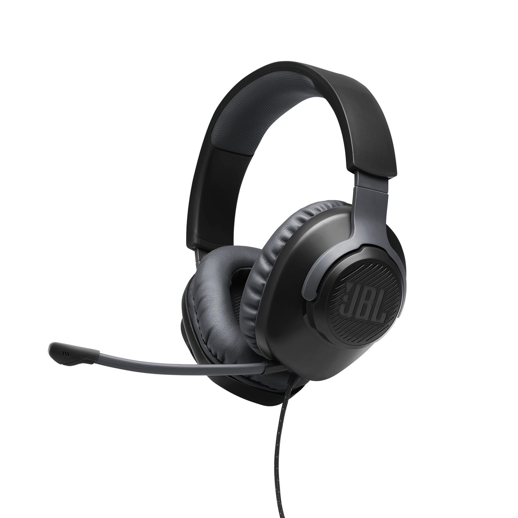 Headset Gamer Quantum 100 Preto JBL
