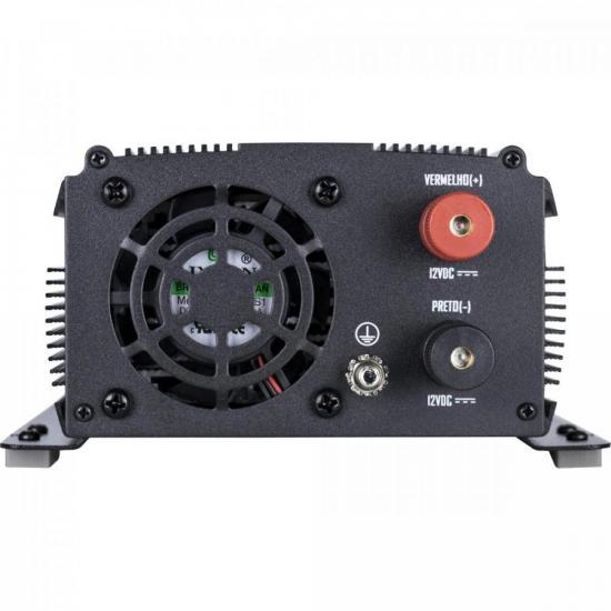 Inversor de Onda Modificada 1000W 12VDC/127V PW11-2 HAYONIK