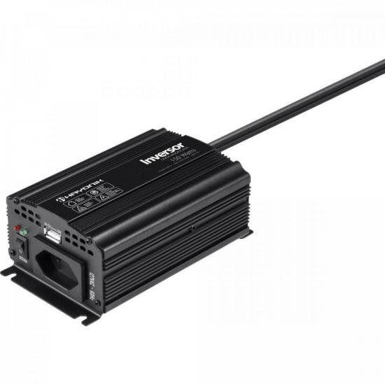 Inversor de Onda Modificada 150W 12VDC/127V PW11-6 HAYONIK