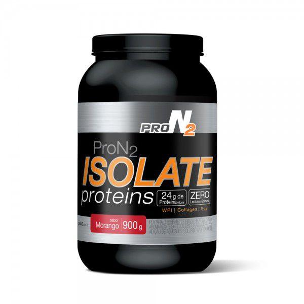 Isolate Proteins - Morango