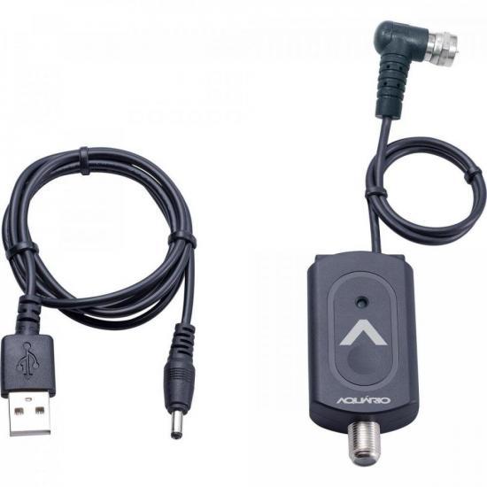 Mini Amplificador de Linha Sinal Digital 26DB BT26 AQUÁRIO