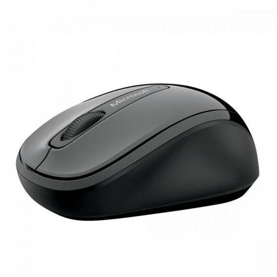 Mouse sem Fio USB Loch Ness Preto MICROSOFT