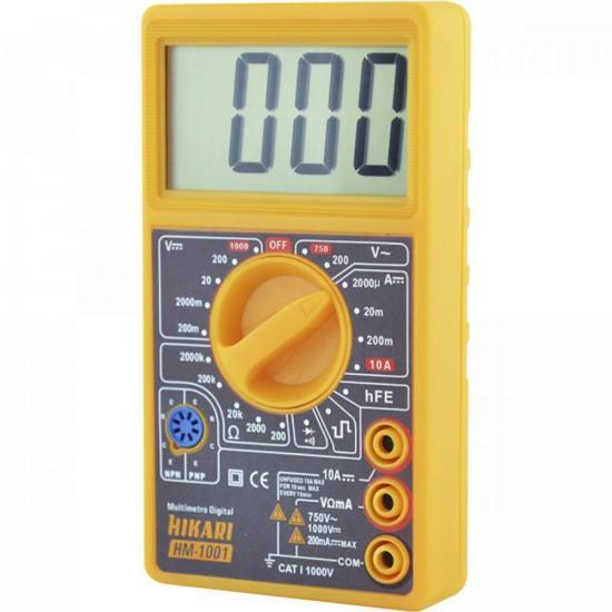 Multimetro Digital HM1001 HIKARI