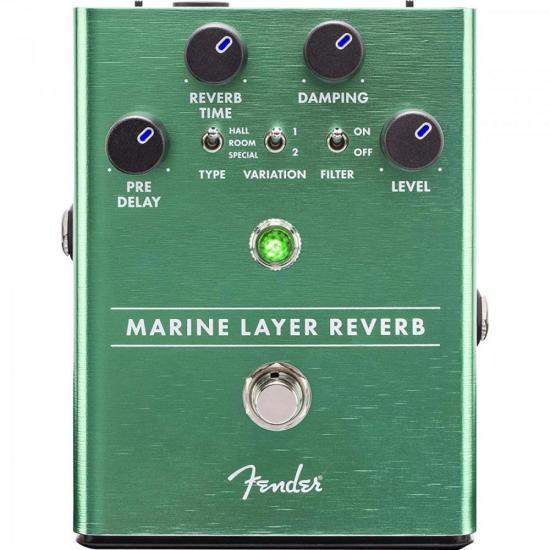 Pedal para Guitarra Marine Layer Reverb FENDER