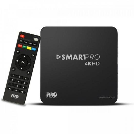 Smart TV Box Android 2GB PROELETRONIC