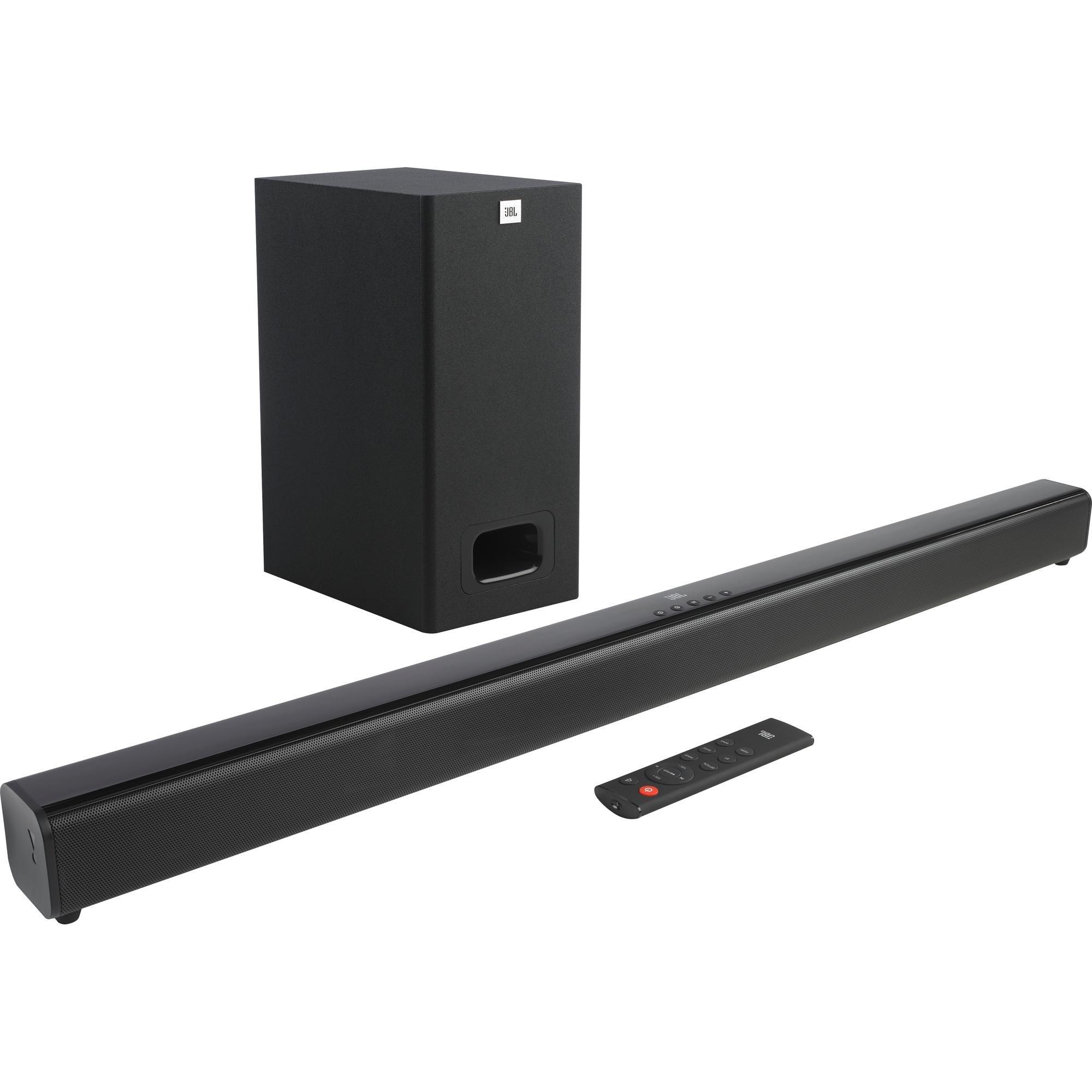 Soundbar com Subwoofer 2.1 Bluetooth 110W Cinema SB130 Preto