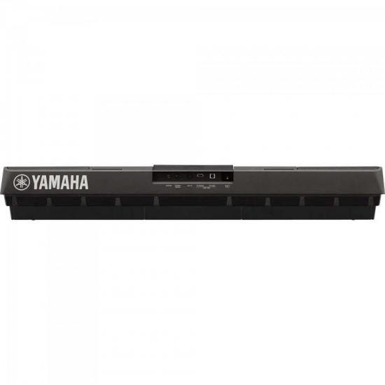 Teclado Arranjador PSR-E463 Preto YAMAHA