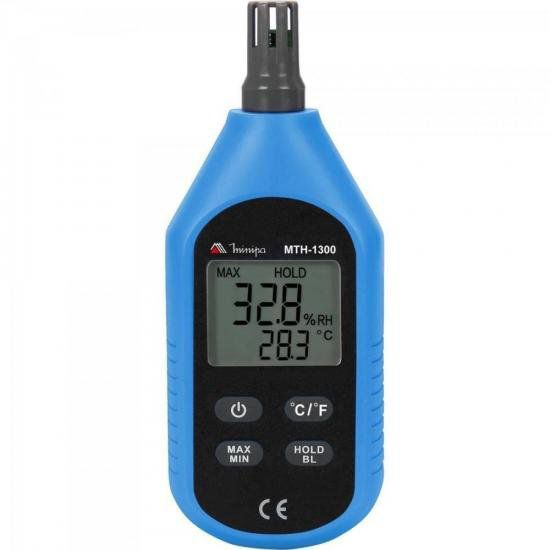 Termo Higrometro Mini MTH-1300 MINIPA