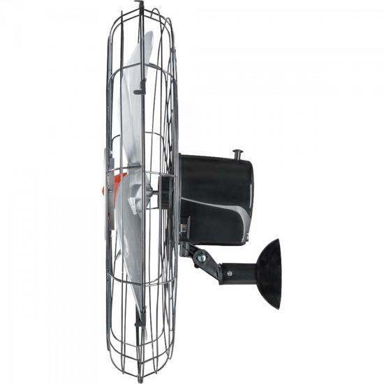 Ventilador de Parede 68cm Bivolt POWER 70 Preto/Prata VENTIS