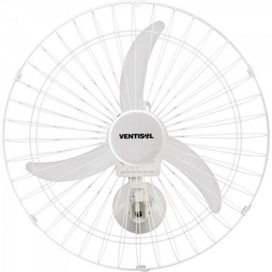 Ventilador de Parede Comercial 60cm Bivolt Branco VENTISOL