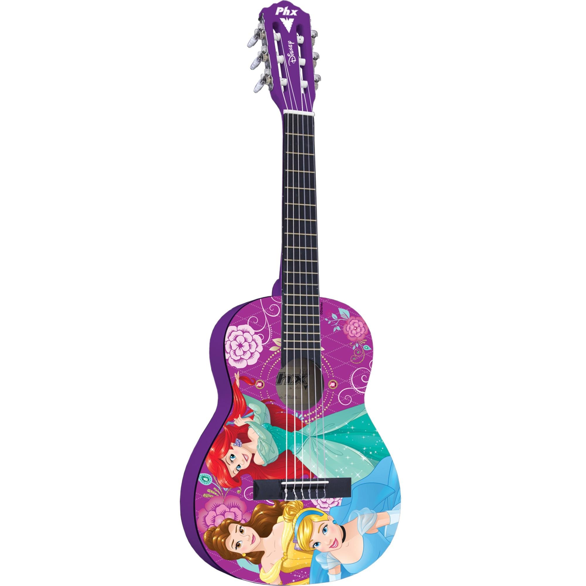 Violão Infantil Disney Princesas VIP-4 PHX