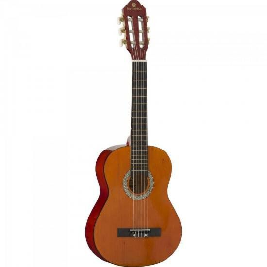 Violão Nylon 1/4 Kids Natural GK-10 HARMONICS