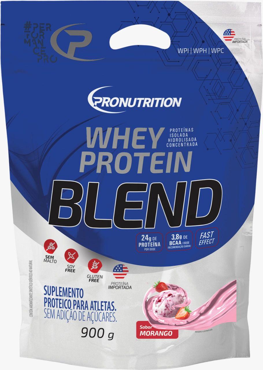 Whey Protein Blend  - Morango