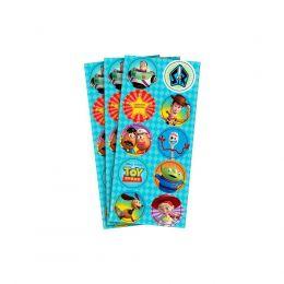 Adesivo Toy Story 4 c/30 unidades