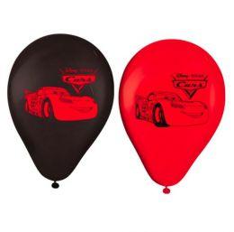 """Balão Decorado 9"""" Carros c/25 unidades"""