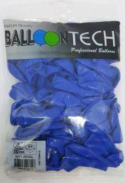 Balão Liso Balloontech Azul Royal nº 9 - c/50 unidades