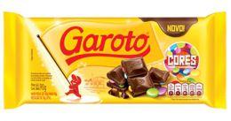 Barra Garoto Cores 90g