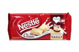Barra Nestlé Classic Duo 90g