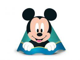Chapéu Decorado Baby Disney Mickey c/08 unidades