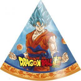 Chapéu Decorado Dragon Ball c/08 unidades