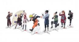 Decoração de Mesa Naruto c/08 unidades