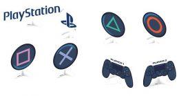Decoração de Mesa PlayStation c/08 unidades