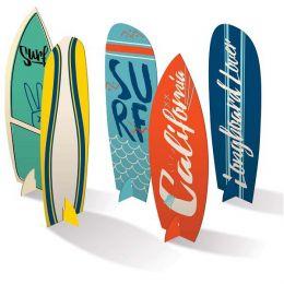 Enfeite de Mesa Surf c/05 unidades