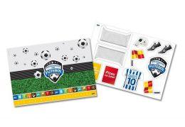 Kit Decorativo Apaixonados Por Futebol
