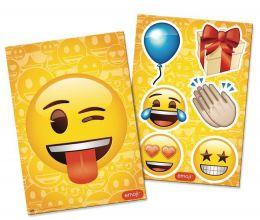 Kit Decorativo Emoji